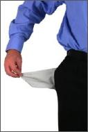 Empty pocket (2)