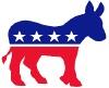 Democrat donkey icon_small