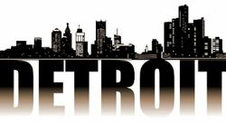 Detroit graphic