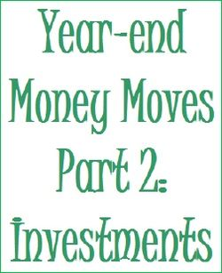 Year-end money moves_investments