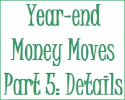 Year-end money moves_details