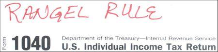 Rangel rule form notation
