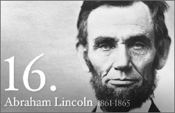 Lincoln 16th u.s. president (2)