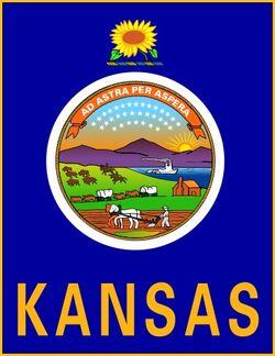 Kansas flag (2)