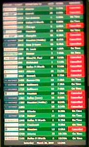 OKC flight cancellations 032809
