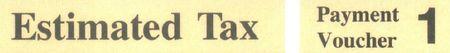 Estimated tax voucher 2009-01 (2)