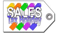Sales tax holiday_Iowa