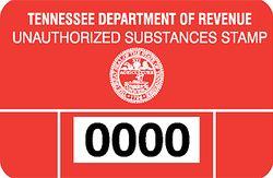 Tennessee drug tax stamp