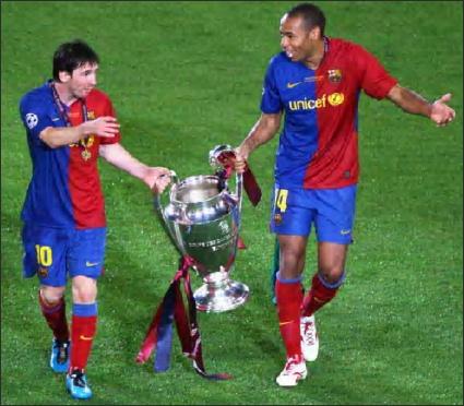 Barcelona wins 2009 uefa cup (2)