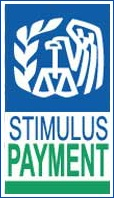 Stimulus payment logo