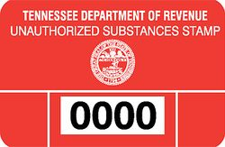 Tennessee drug tax stamp