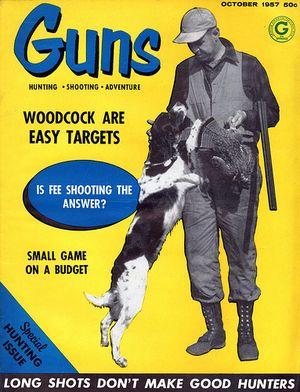 Guns magazine cover_Sedanman