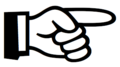 Manicule_pointing finger