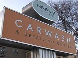 Harvs carwash Sacramento