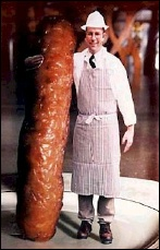 Giant sausage
