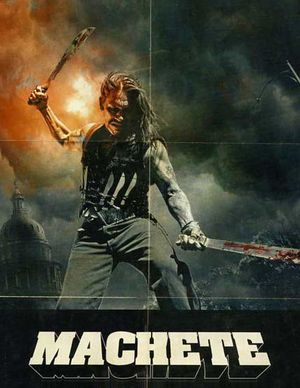 Machete movie promo photo