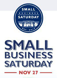 Small business Saturday 112710