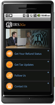 Irs2go_smartphone_app
