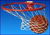 Baskball through net (2)
