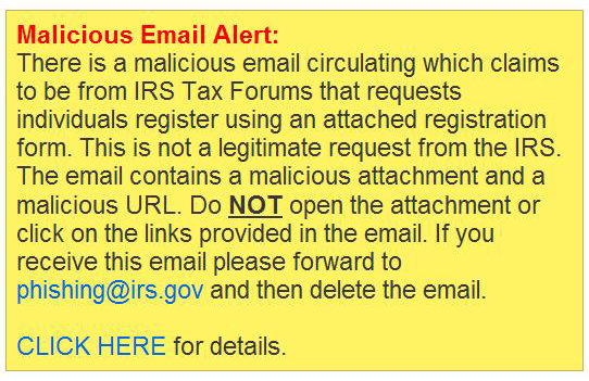 IRS-Tax-Forum-2011-phishing-alert