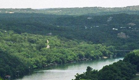 Neighborhood View of Lake Austin_SKB photo