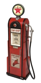 Texaco vintage gas pump