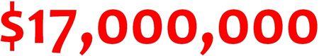 17 million RI new sales tax revenue 10-01-11