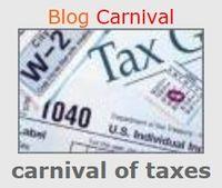 Tax carnival icon