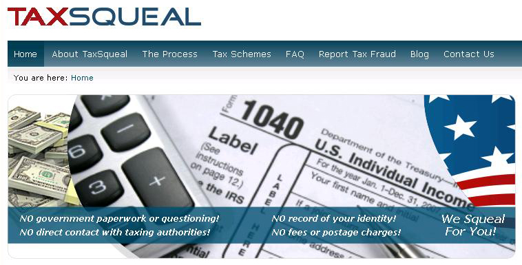 Anonymously Squeal On Tax Cheats Dont Mess With Taxes