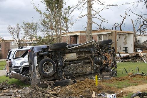 Tuscaloosa AL tornado damage 04-27-11_US Army Corps of Engineers