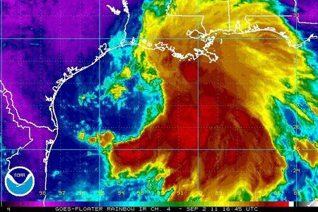 TS Lee 090211_NOAA