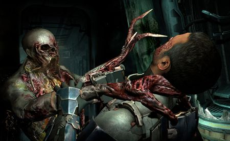 Dead Space 2 video game image courtesy EA-Visceral Games