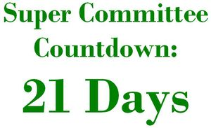 21 Days Super Committee Countdown