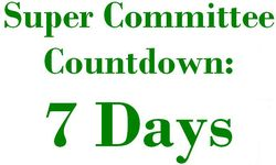 7 Days Super Committee Countdown