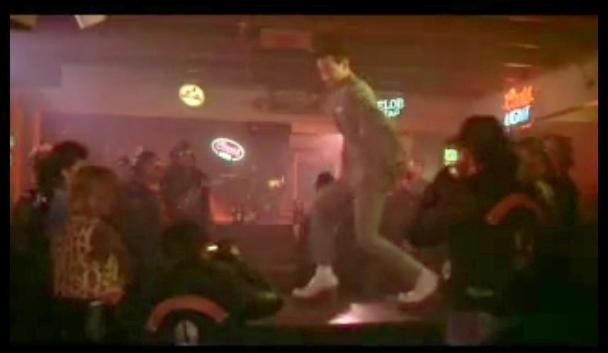 Tequila_Pee Wee's Big Adventure video clip1