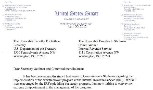 Why Is The Irs So Slow To Pay Tax Whistleblower Rewards Dont