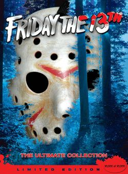 Friday the 13th DVD collection_Amazon
