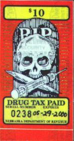 Nebraska drug tax stamp