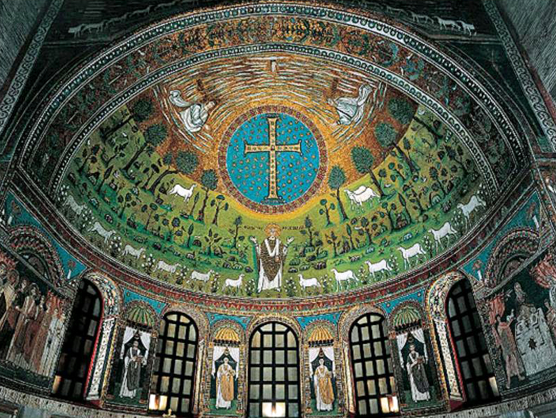 Italian church dome_Italy Tourism