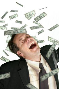 Raining money_sportsviews
