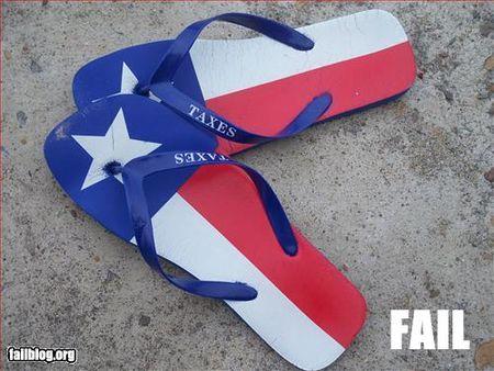 Epic-fail-texas-footwear-fail