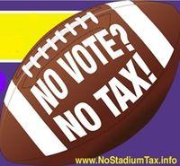 Minnesota vikings stadium tax protest (2)
