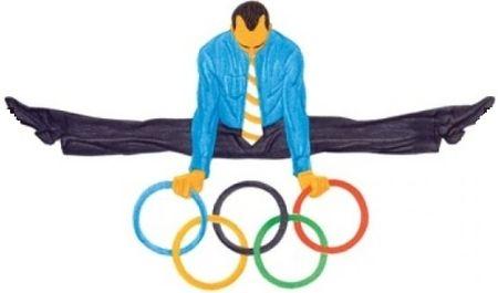 Financial Olympians courtesy On Wall Street
