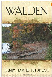Walden Pond by H.D. Thoreau