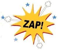 Batman Zap image
