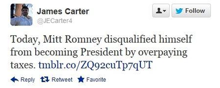 Romney 2011 return_Twitter_@JECarter4