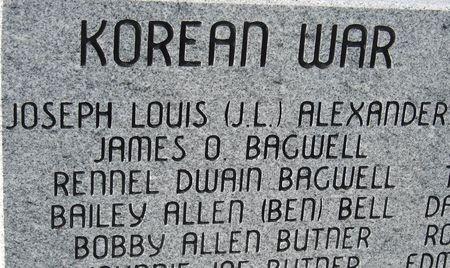 Bronte War Memorial Korea Ben Bell