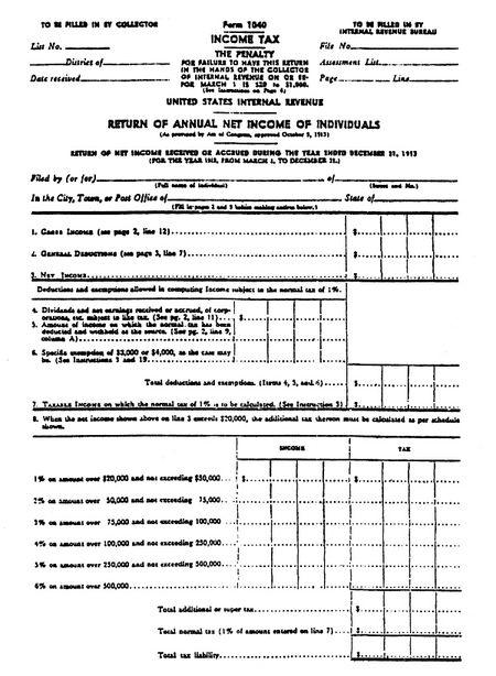 Form_1040_tax-year-1913
