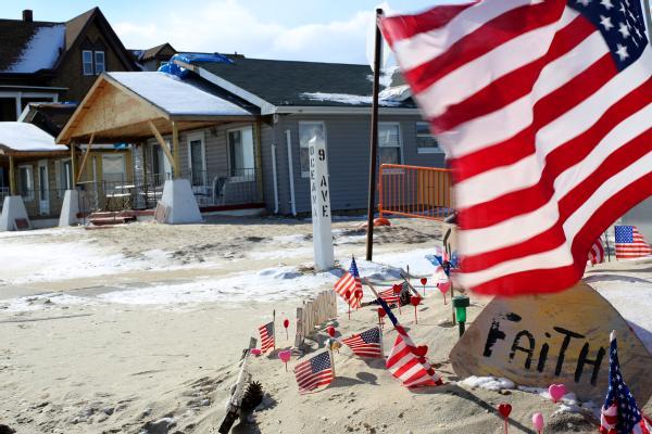Belmar NJ Hurricane Sandy memorial_Adam DuBrowa for FEMA_63357