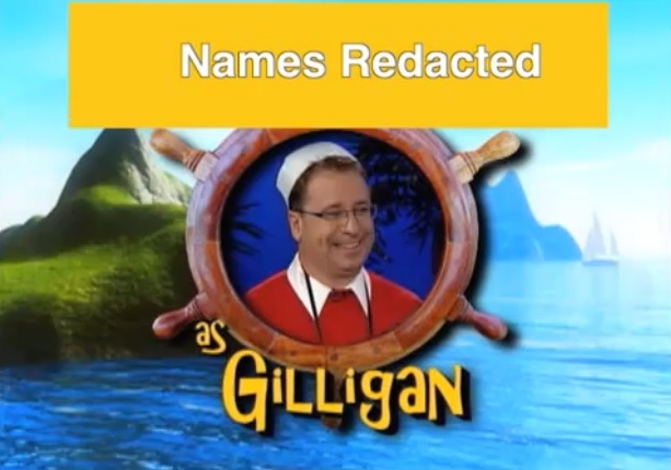 IRS Gilligan's Island-Gilligan credit field assistance training video